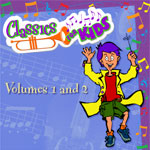 Classics for Kids© Volumes 1 and 2 - For US Only