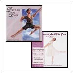 Peter Pan and Princess and the Pea CD Pack
