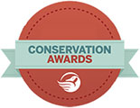 Conservation awards logo