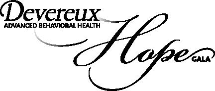 Devereux Hope Gala Logo