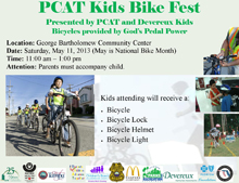 PCAT Kids Bike Fest