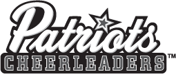 Patriots Cheerleaders™ logo