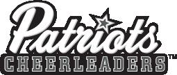 Patriots Cheerleaders™ logo