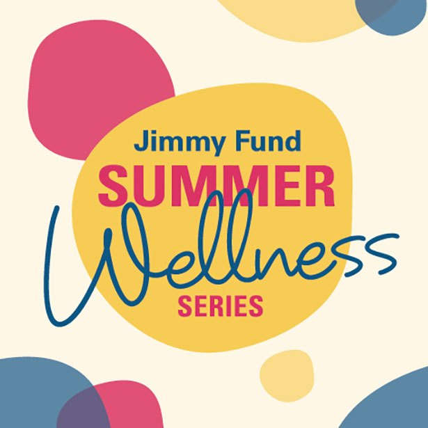 Jimmy Fund Summer Wellness Series logo