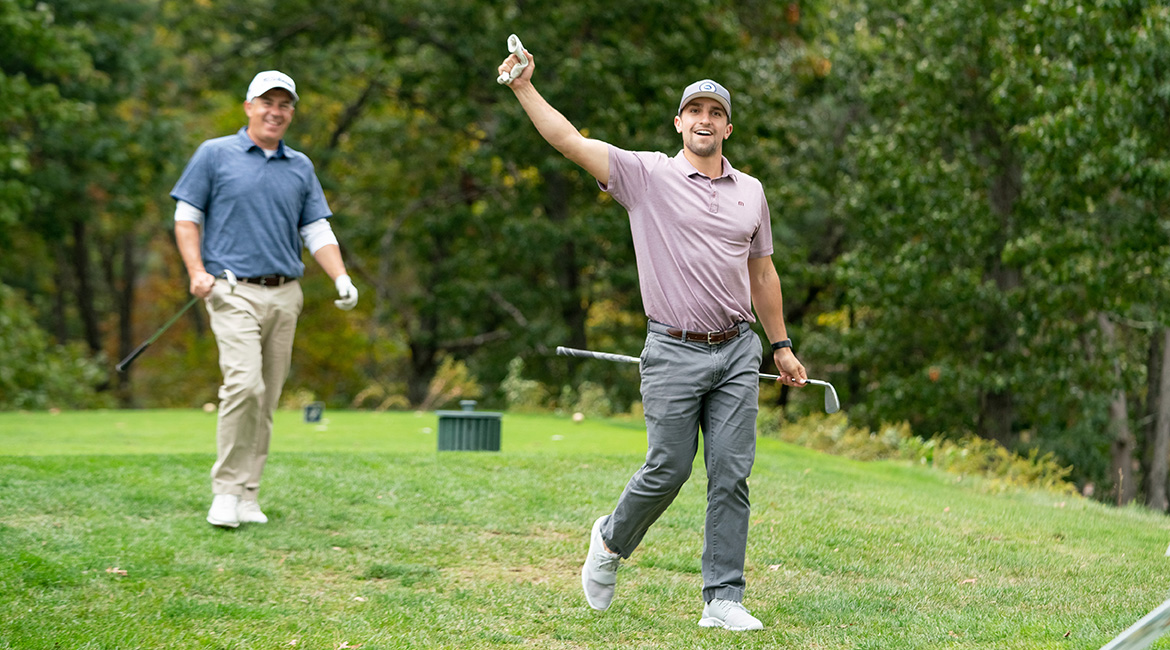 Jimmy Fund Golf Challenge participants