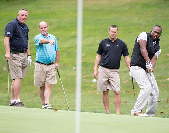 Jimmy Fund Golf Challenge participants