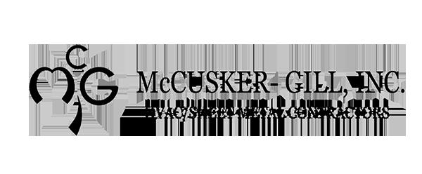 McCusker-Gill logo