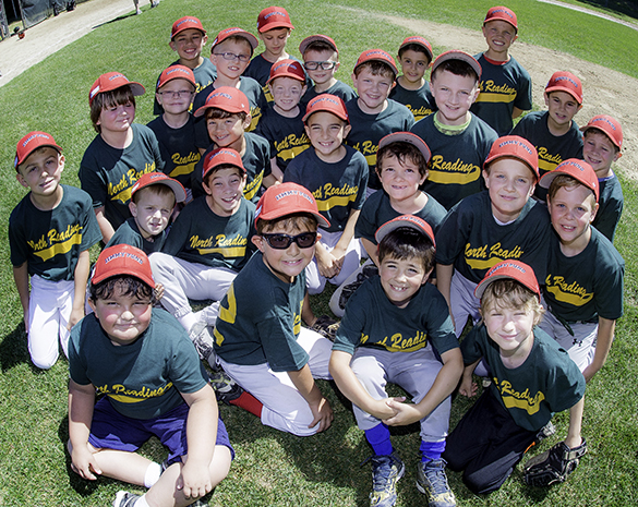 Jimmy Fund Little Leaguers fundraise for great prizes