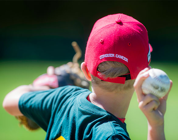 Jimmy Fund Little Leaguers collect donations for Dana-Farber