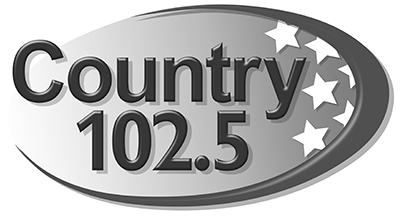 Country 102.5 logo