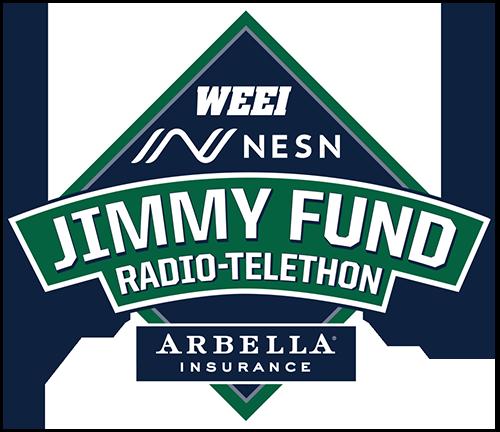 WEEI/NESN Jimmy Fund Radio-Telethon logo