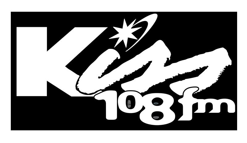 Kiss 108 FM logo
