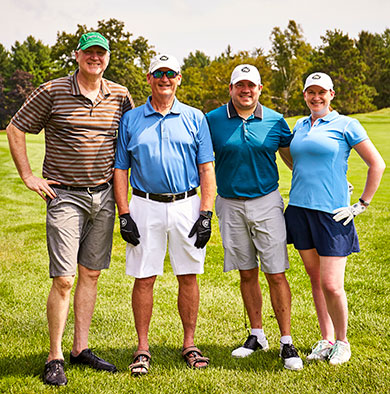 Sunrise to Sunset Jimmy Fund Golf Tournament participant