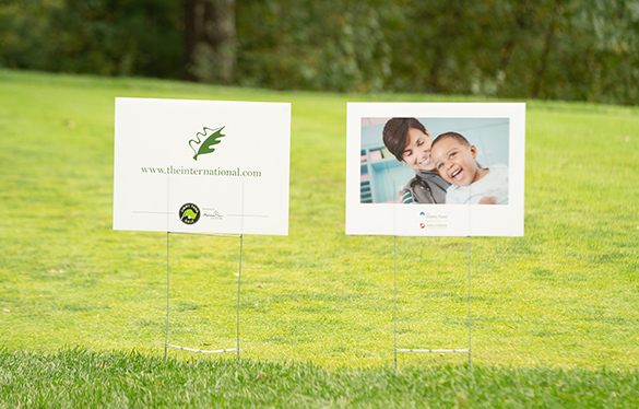 Sunrise to Sunset Jimmy Fund Golf Tournament sponsors