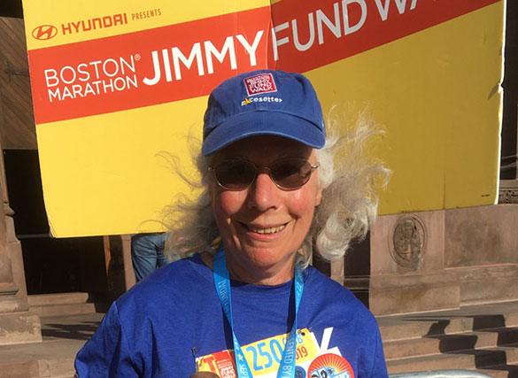 Featured Pacesetters help in the battle against cancer