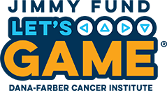 Jimmy Fund Let's Game Logo