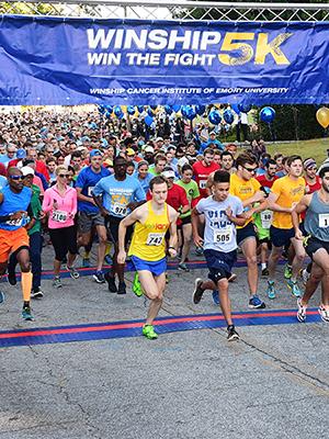 Peach State Freightliner >> 2019 Winship Win The Fight 5k Run Walk Peach State
