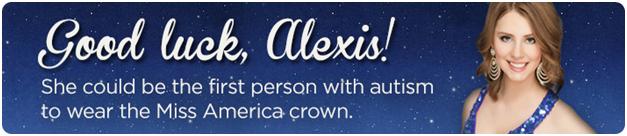 Good luck, Alexis!