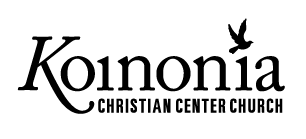 Koinonia Christian Center Church logo