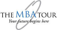 The MBA Tour Logo