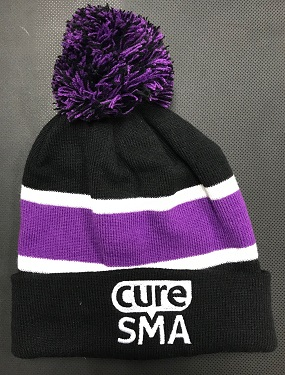 Striped Pom Beanie NEW main
