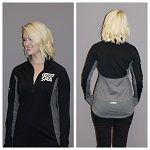 Click here for more information about Cure SMA Women's Performance Half Zip