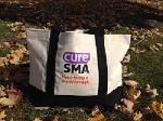 Click here for more information about Cure SMA Tote