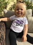 Click here for more information about Cure SMA Onesie