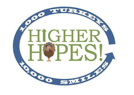 Higher Hopes Banner