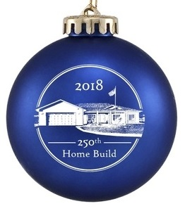 Ornament 2018 Front