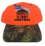 Click here for more information about Baseball Cap - Hunter Orange