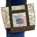 Click here for more information about Camo Tote Bag