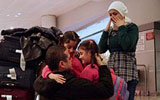 HIAS Helps Reunite Syrian Family Amid Refugee Ban