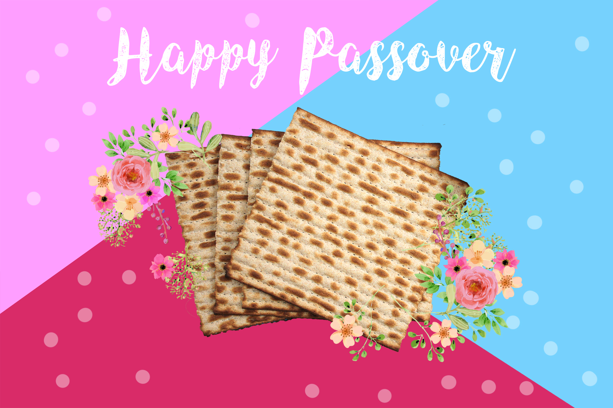 Passover Card 2018