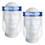 Click here for more information about Face shield (package of 2)