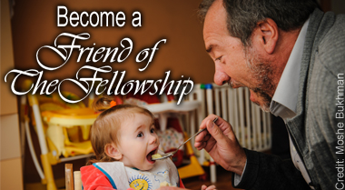 Become a Friend of the Fellowship