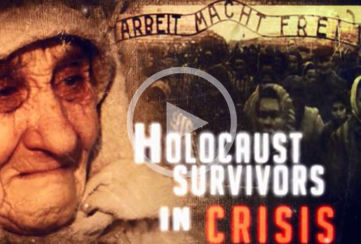 Holocaust Survivors in Crisis