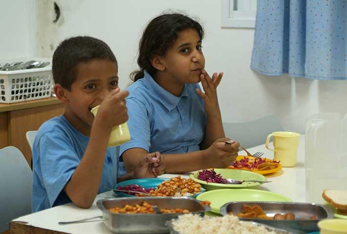 Hot Meals for Children
