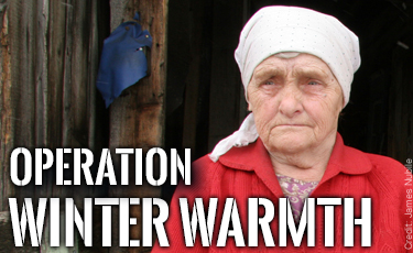 Operation Winter Warmth