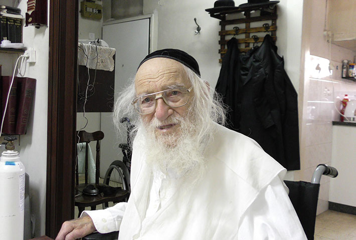 Yitzhak Haberfeld