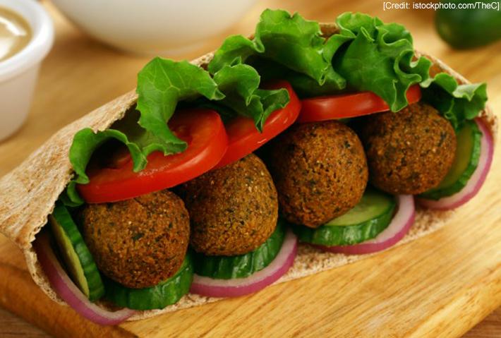 Let's Falafel for Israel's Independence Day!