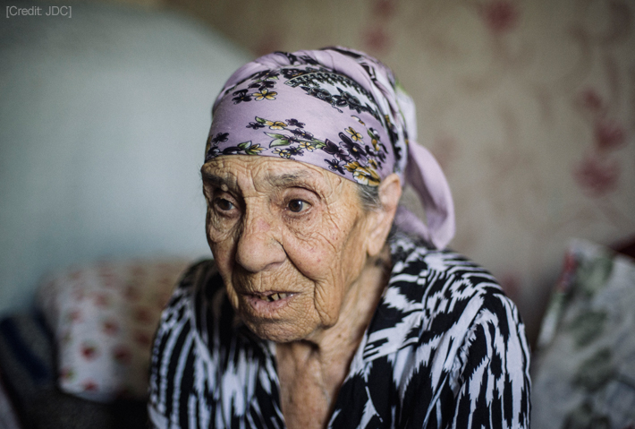Impoverished Elderly in Israel Need Your Help