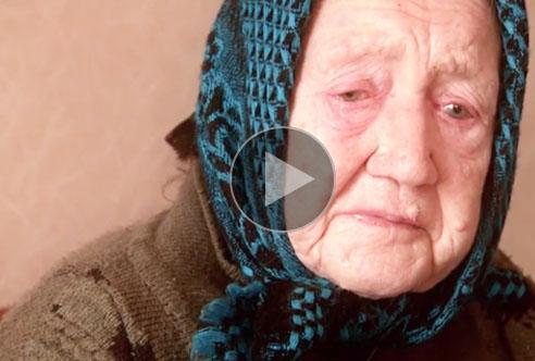 Elderly Holocaust Survivors Need Emergency Survival Packages