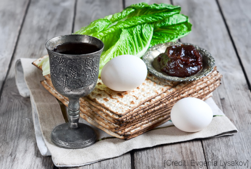 Download Your Limmud Study on The Seder Plate: Food for Thought