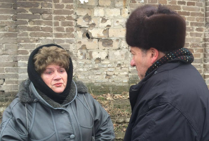 Ukraine Update: Giving to Someone Who Has Lost Everything
