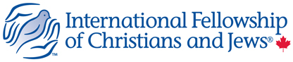 International Fellowship of Christians and Jews - Canada Logo