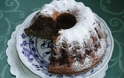 Let's Make Jewish Coffee Cake!