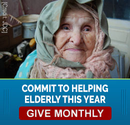 Commit to Helping Elderly this Year