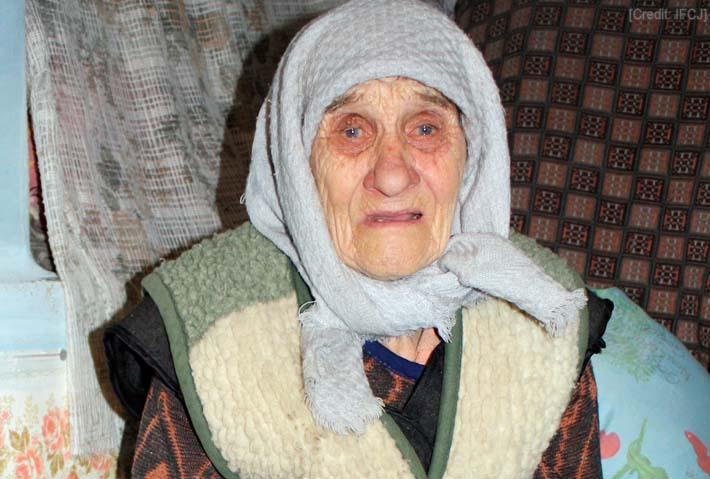 Elderly Desperately Need Your Help This Winter