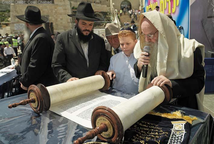 World's Oldest Man Will Celebrate Bar Mitzvah